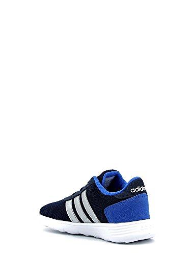 adidas AW4061, Zapatillas de Deporte Unisex Niños, Varios Colores (Maruni/Plamat/Azul), 22 EU