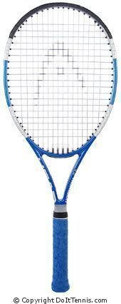 Head Liquid Metal 4 Strung Tennis Racquet without Cover (4.25)