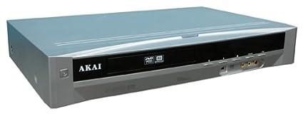 amazon com akai dvdrw120 progressive scan dvd player recorder rh amazon com