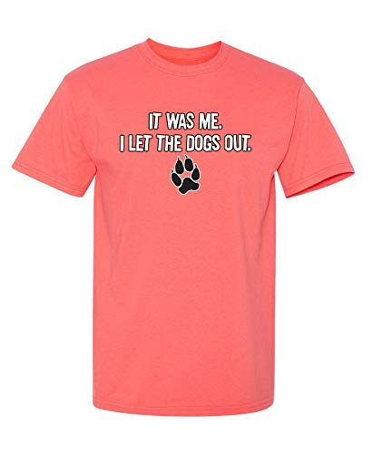 It was Me Graphic Novelty Sarcastic Funny T Shirt XL -