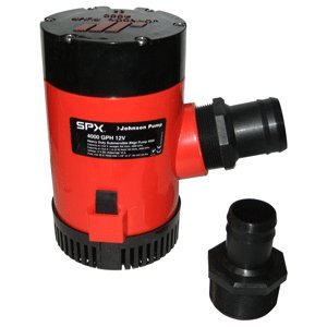 JOHNSON PUMP 4000 GPH BILGE PUMP 1-1/2