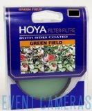 Hoya 67mm Green Intensifier Glass Filter