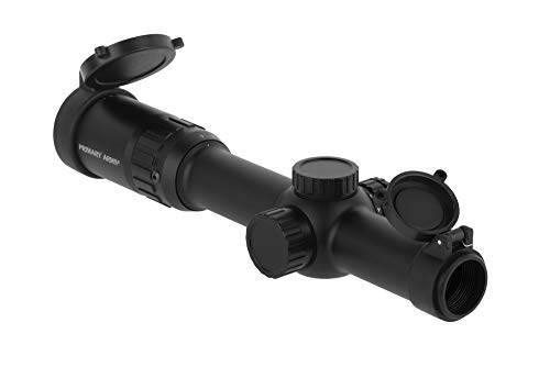 Primary Arms Silver Series 1-6x24 FFP Rifle Scope Illuminated ACSS Raptor 5.56 \ 5.45 \ .308 Reticle