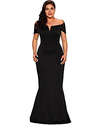Elegant Plus Size Dresses