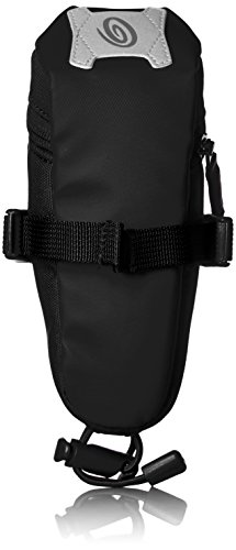 Timbuk2 Bike Seat Pack XT, Jet Black, Medium (Seat Bicycle Pack Timbuk2)