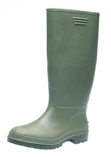Dunlop , Damen Gummistiefel , Grün - grün - Größe: 37.5