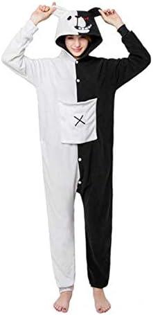 JIAWEIDAMAI - Pijama de Oso Polar Negro y Blanco con diseño de Oso ...