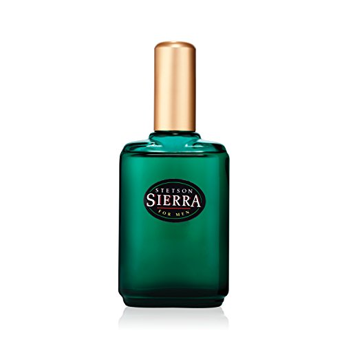 Price comparison product image Stetson Sierra Cologne Spray for Men by Stetson 1.5 Fluid Ounce Spray Bottle A Bold Blend of fresh green woods,  citrus and sage