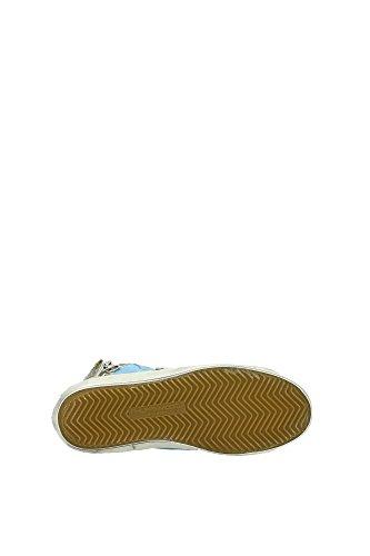 BIHDML05 Philippe Model Sneakers Mujer Gamuza Celeste Celeste