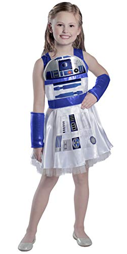 Princess Paradise Star Wars Classic R2-D2 Dress Child's Costume, 2T -