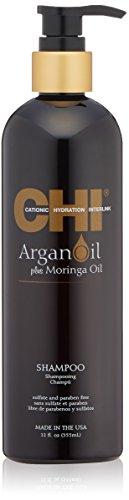 CHI Argan Oil Shampoo, 12 fl. oz.