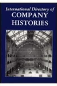 International Directory of Company Histories: Paula Kepos