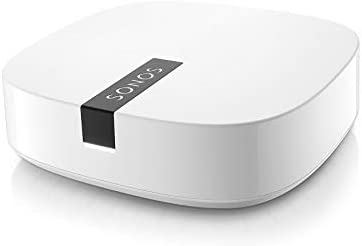 Sonos Boost – The WiFi extension for uninterrupted listening – White Renewed