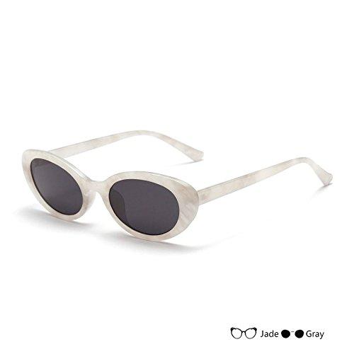 Gafas De Mujer Vasos TIANLIANG04 1306191 Damas Oval Pequeños De De Para 1306194 Lujo Gafas Retro Sol Vintage Sol qRwx1wAB