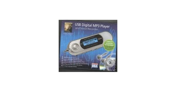 amazon com usb digital mp3 player and voice recorder electronics rh amazon com Digital Audio CD Player Digital Timer On Player