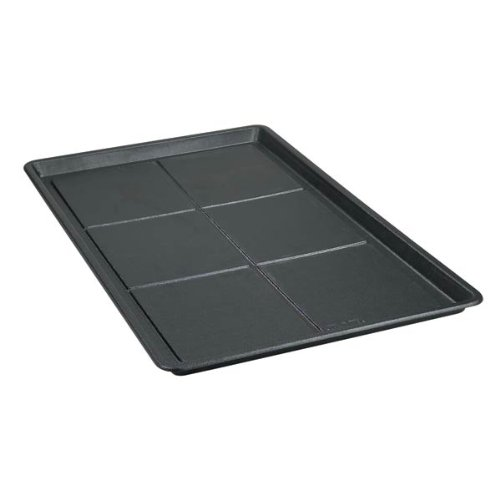 Pro Select Replacement Floor Trays - Durable Easy-to-Clean Plastic Trays for Everlasting Crates - Medium, 30
