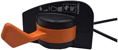 Carbman Throttle Choke Cable Control Fits John Deere D100 D105 D110 D120 GY21983