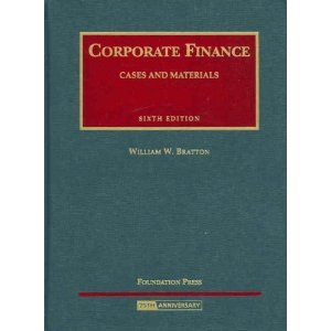 Download Corporate Finance - Cases and Materials (University Casebook Series) 6th (Sixth) Edition PDF