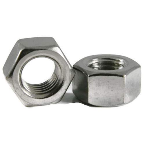 100 Pcs Stainless Steel 316 A4 1//4-20 UNC Hex Head Nuts ASTM F594G Passivated US Stainless