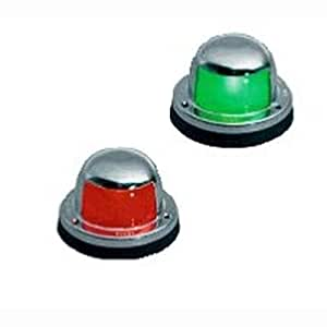 Side mounted running lights chrome 1 pair for Ez money pawn jewelry