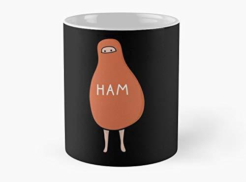 Ham : To Kill A Mockingbird Literally Scout Ham Halloween Costume Mug, Standard Mug 11 oz Premium Quality printed coffee mug - Unique Gifting ideas for Friend/coworker/loved ones]()