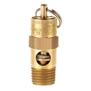 Pressure Relief Valve, 60 PSI by Conrader