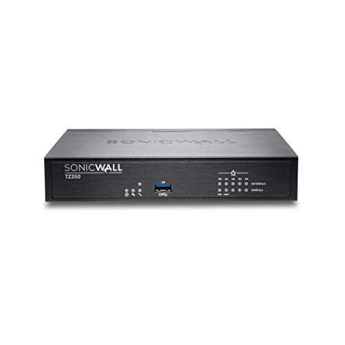 Sonicwall Tz350 Network Security