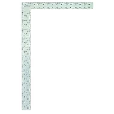 IRWIN Tools Carpenter Square, Aluminum, 16-Inch by 24-Inch (1794450)