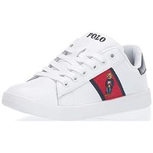 Polo Ralph Lauren Baby Boys' Quilton Bear Sneaker