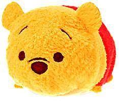 Disney Winnie the Pooh ''Tsum Tsum'' Plush - Mini - 3 1/2''