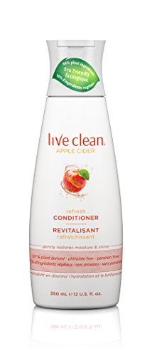 (Live Clean Apple Cider Refresh Conditioner, 12 oz.)