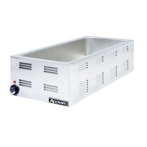 Adcraft - 4/3 Size Food Warmer by Adcraft