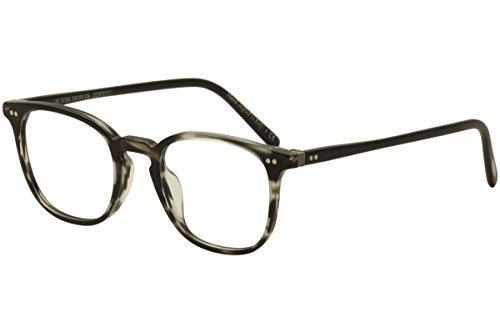 Oliver Peoples Ebsen OV5345U 5345/U 1586 Semi-Matte Ebonywood Optical Frame - Oliver Eyewear Peoples Prescription