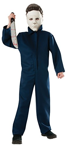 Rubie's Halloween Child's Michael Myers Costume, Medium, One Color, One Color, Medium ()
