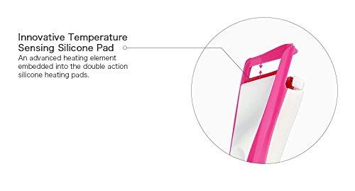 TOUCHBeauty TB-1016 curler ciglia, riscaldamento e doppio riscaldamento silicone pad strumento riccio che fanno ciglia lunghe