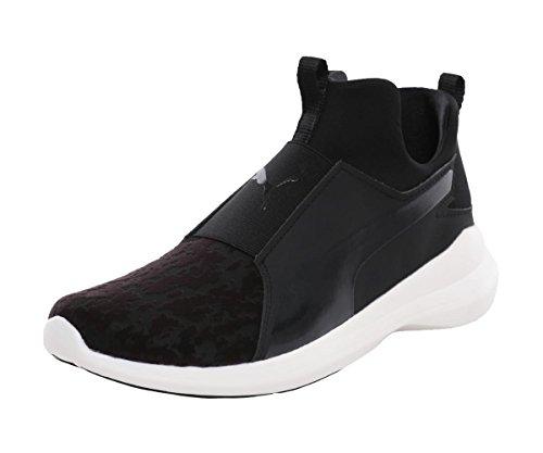 Puma Damen Sneaker Schwarz Schwarz