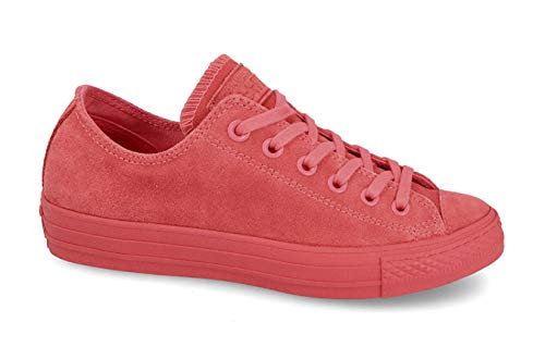 Converse Mandrin Mixte-erwachsene Taylor Ctas Chaussures De Sport B?uf Rose (punch Corail / Poin?on 680 Corail)