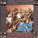 Live at Cornerstone 2001 by Sacred Warrior (2001-05-03)