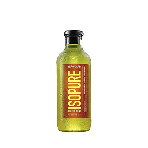 Nature's Best Isopure Ready-to-Drink, Pineapple Orange Banana (Zero Carb), 12 Count