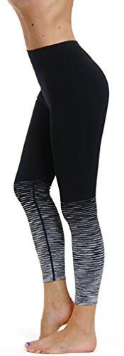 Yoga Products : Prolific Health Fitness Power Flex Yoga Pants Leggings - All Colors - XS - XXXL