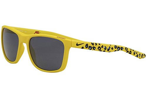 Nike SB Men's Unrest SE EV0922 EV/0922 700 Tour Yellow Square Sunglasses 57mm by NIKE