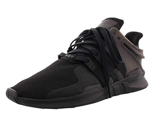 adidas Originals Men's EQT Support ADV Black/Black/White 12 D US (Blade Adidas Shoes)