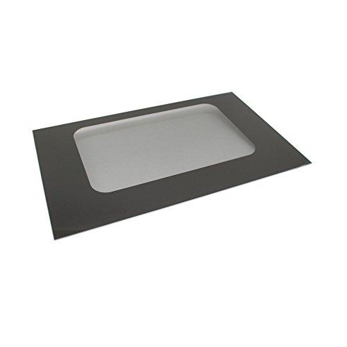 ge oven glass door - 6