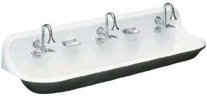 rough plate cannock utilitywash sink