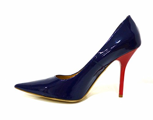 CAFèNOIR Mujer Mb311-2253 Blu descubierta