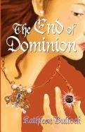 book cover of The End of Dominion