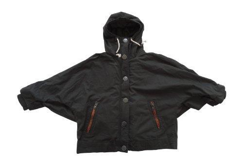 Superdry para mujer vuelo Edition Jump Jet Cape gs5ir214 chaqueta abrigo Gris gris Talla única: Amazon.es: Ropa y accesorios