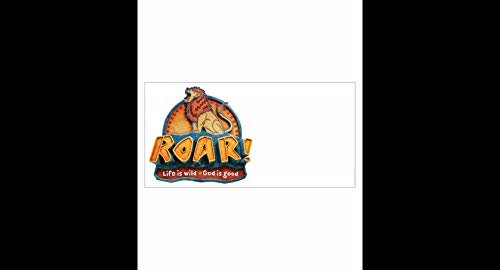 Logo Outdoor Banner - Roar VBS by Group