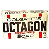 Octagon All Purpose Bar Soap (Pack of 3)