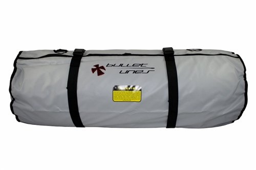 Wakesurf Boat Ballast Bag w/Cover, 550lb Wake Enhancement Fat Sac, Fill Water Sacks for The Ultimate Wake Enhancer by Bullet Lines